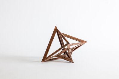 Conrad Shawcross RA, 'Perimeter Studies (Octahedron structural)', 2021