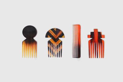 Studio Swine, 'Combs, Hair Highway', 2014