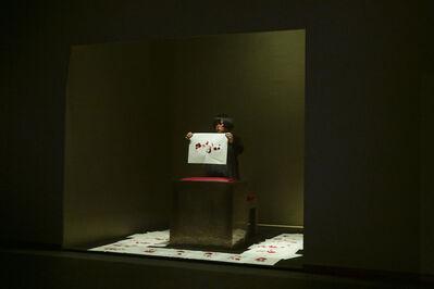 Melati Suryodarmo, 'Behind the Light', 2016
