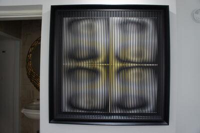 Alberto Biasi, '8-8 8-8 dinamiche', 1992