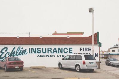Mike Bayne, 'Echlin Insurance', 2019