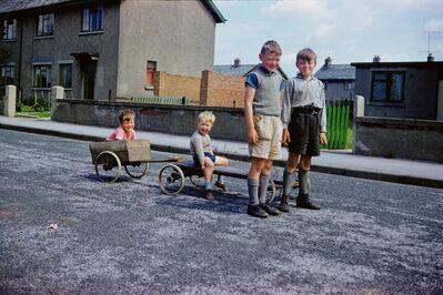 Geoffrey Valentine, 'Bogey in Lime Avenue', 1962