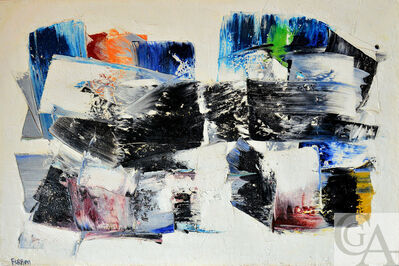Marcelle Ferron, 'Candelle', 1959