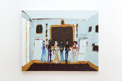 Genieve Figgis, 'Royal Group', 2015