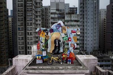 NICOLAS HENRY, 'WOO KWONG HOU', 2009