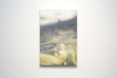Lucien Smith, 'Lili Swimming', 2017