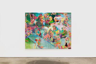 Gerlind Zeilner, 'Saloon after the rain', 2020
