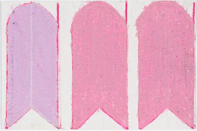 Evelyn Reyes, 'Carrots, Pink (Same)', 2004-2009