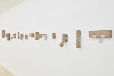 Ximena Garrido-Lecca, 'Morfologías de contención (Group of 16)', 2016