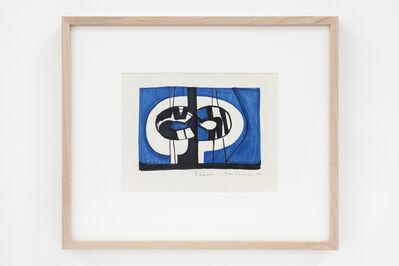 Helen Escobedo, 'Muros dinámicos', 1971