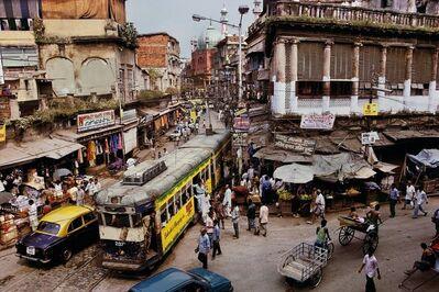 Steve McCurry, 'Tram, Calcutta, India', 1997
