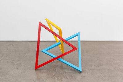 Przemek Pyszczek, 'Playground Structure (Triangulation)', 2021