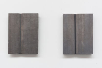 Gabriel Sierra, 'Untitled (Sculptures Per-se. The predecessor collection show, works from the Sunday Carpenters Club) - T. Folke ', 1962 -2019