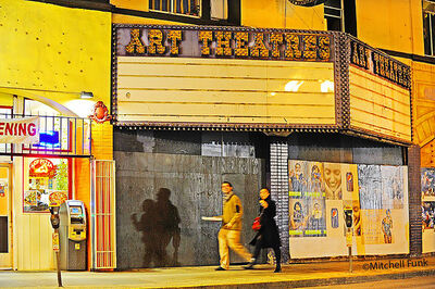 Mitchell Funk, 'Art Theatres Tenderloin San Francisco', 2007