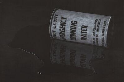 Adam Stennett, 'Emergency Drinking Water Spill', 2013