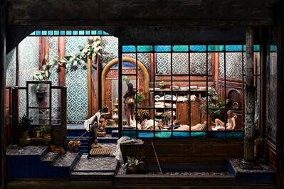 Ronan-Jim Sévellec, 'Les bains de Dimancheville, aile sud', 2013