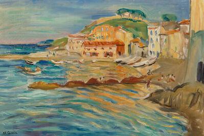 Charles Camoin, 'Vue de Saint-Tropez', Unknown