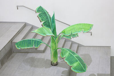 Yutaka Sone, 'Tropical Composition/Banana Tree No. 2', 2008-2010