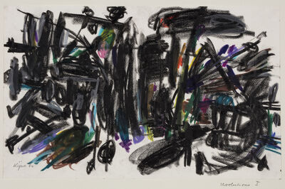 Ladislas Kijno, 'Untitled', 1960
