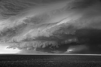 Mitch Dobrowner, 'Painted Storm', 2016