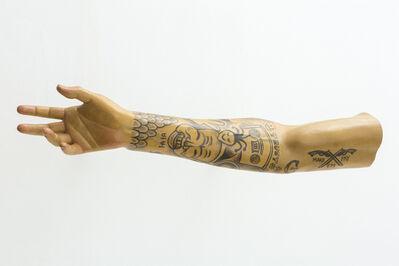 Paul Pfeiffer, 'Justin Bieber's right arm', 2018