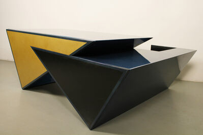 Pierre Cardin, 'Triangles desk', 1980