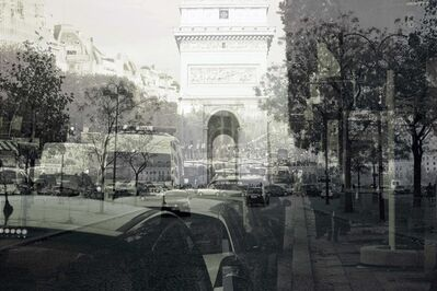 Davide Bramante, 'My own Rave . Parigi (Champ Elysees + Arco)', 2011