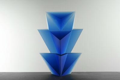 Matyas Pavlik, 'Cubist Guardian', 2019