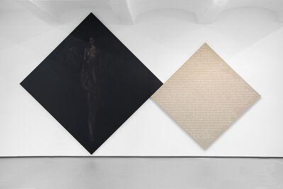 Meleko Mokgosi, 'Democratic Intuition, Lerato III', 2016