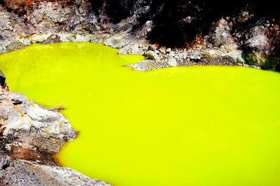 Kate Bellm, 'Yellow Lake', 2015