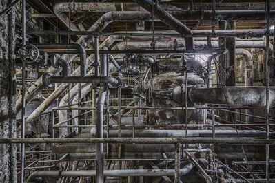 Paul Raphaelson, 'Boiler Pipes'