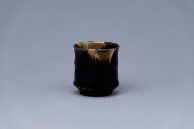 Yoshinori Hagiwara, 'Tea cup, black glaze', 2020