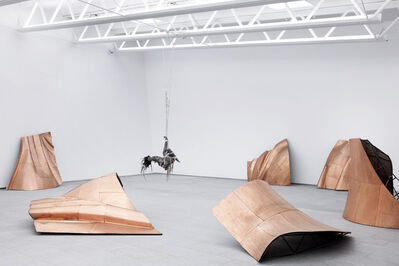 Danh Vō, 'We The People (Detail)', 2010-2013