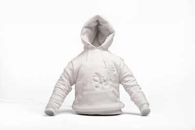 Daniel Arsham, 'Eroded Sweatshirt', 2019