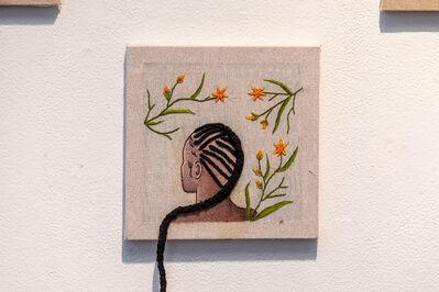 Delany Jackson, 'Threaded Through the Roots #1', 2021