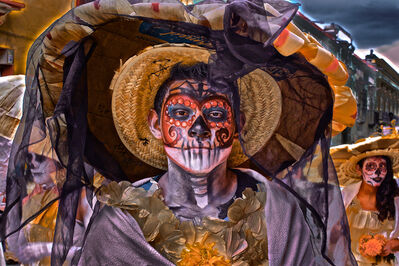 William Frej, 'Day of the Dead, Oaxaca, Mexico', 2013