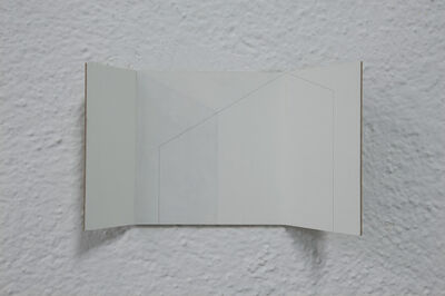 Jong Oh, 'Folding Drawing #4', 2017