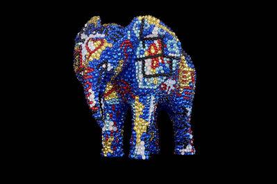 "Metis Atash, 'ELEPHANT XSmall ""LOVING YOU III"" feat. Basquiat', 2019"