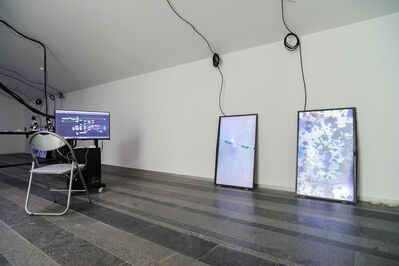 Ivan Svitlychnyi, 'Script', 2018