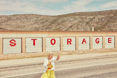 "Kourtney Roy, '""Sorry, No Vacancy 11""', 2017"