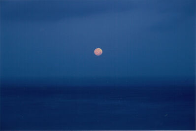 Ken Kitano, 'Palos Verdes, CA  from the 'Watching the Moon' works', 2013