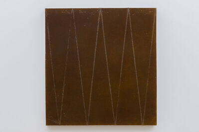 Mai-Thu Perret, 'With one brush stroke, she crosses it out', 2014