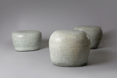 Huh Sangwook, 'Staccato Stools '