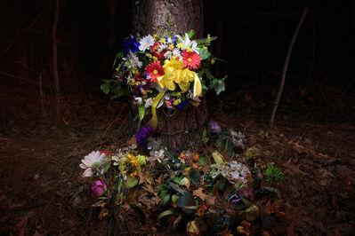 Jason Stick, 'Roadside Memorial', 2017
