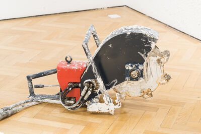 James Capper, 'PORTA CARVE', 2012