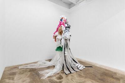 Pepe López, 'Plastic Roots ', 2018