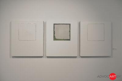 Dana Nehdaran, 'Fe26 Series - Three Squares', 2017