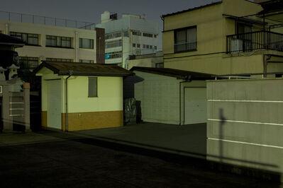 Nobuhiro Fukui, 'crustal cluster - 03', 2005