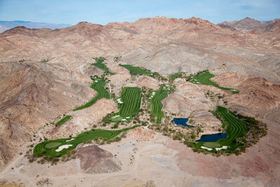Alex Maclean, 'GOLF OASIS IN DESERT HILLS, LAS VEGAS, NEVADA, USA, 2009', 2009