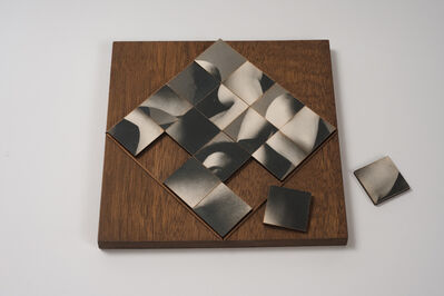 Robert Heinecken, 'Multiple Solution Puzzle', 1965